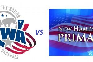 Iowa Caucus vs New Hampshire Primary