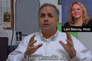 Jim Condit Jr and Lori Stacey Election Fraud