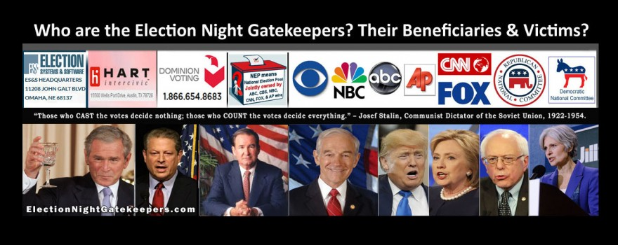 Election Night Gatekeepers post pic