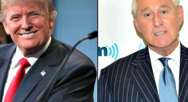 Trump and Stone